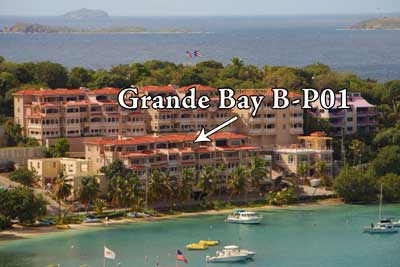 Grande Bay Penthouse Holiday