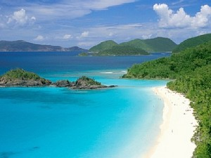World Famous Trunk Bay